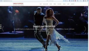 Tango Express web Dicen de mí