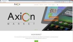 Webs: Axion Market