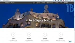 Festival de Tango de Barcelona Dicen de mí